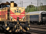 Hydrogen Locomotive - locomotive - train