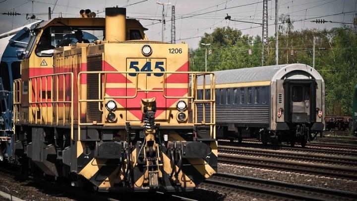 California's hydrogen locomotive places the spotlight on ending diesel reliance