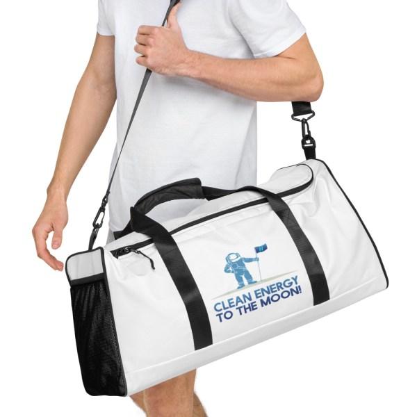 Duffle Gym Bag 2