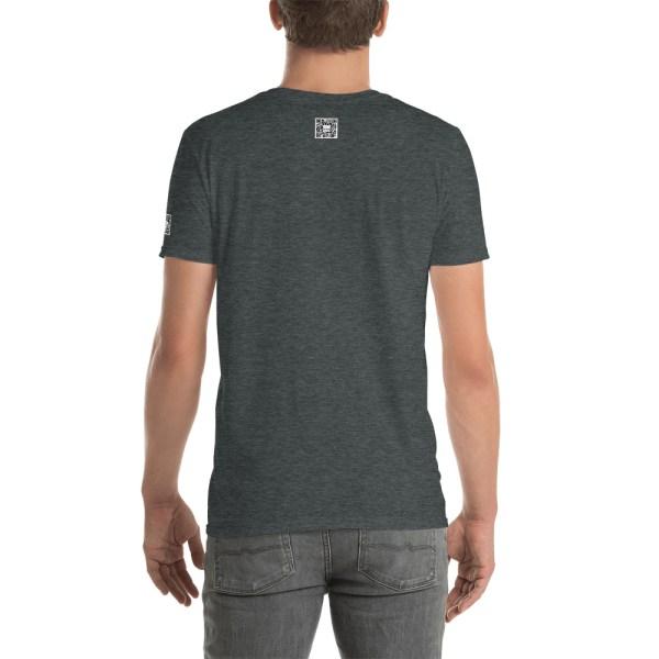 Hydrogen Everything Flows Short-Sleeve Unisex T-Shirt 45