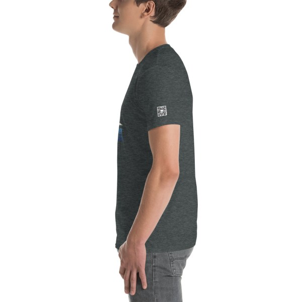 Clean Energy To The Moon Short-Sleeve Unisex T-Shirt 11
