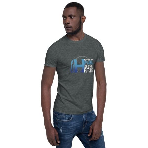 Hydrogen Future Short-Sleeve Unisex T-Shirt 18