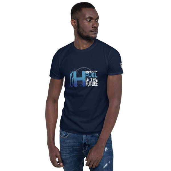 Hydrogen Future Short-Sleeve Unisex T-Shirt 13