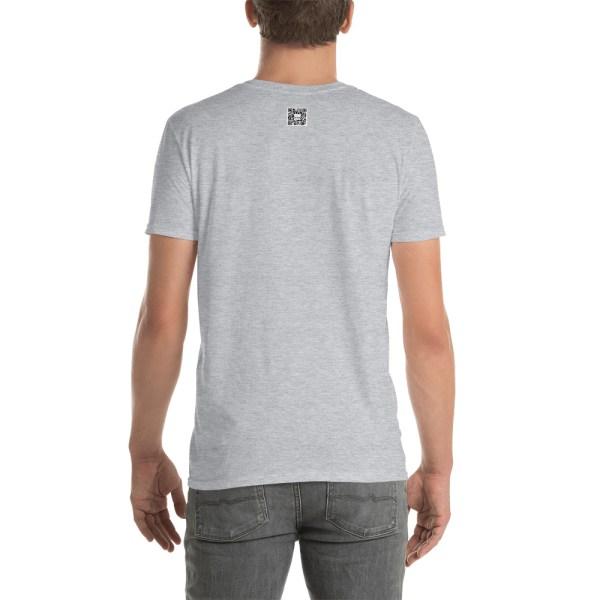 Hydrogen Everything Flows Short-Sleeve Unisex T-Shirt 10