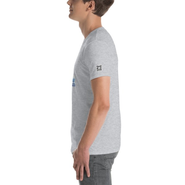 Clean Energy To The Moon Short-Sleeve Unisex T-Shirt 14