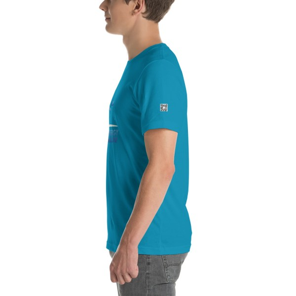 Clean Energy to the Moon Short Sleeve T-Shirt - Multiple Color Options 77