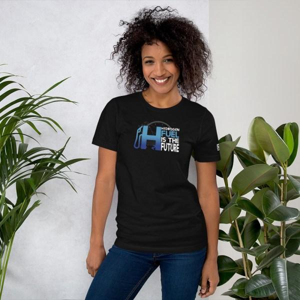 Unisex Hydrogen T-Shirt H2 Fuel is The Future - Multiple Colors 5