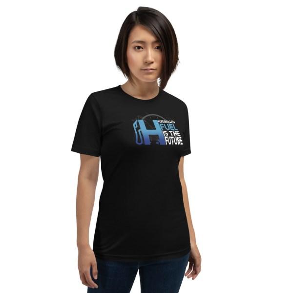 Unisex Hydrogen T-Shirt H2 Fuel is The Future - Multiple Colors 6