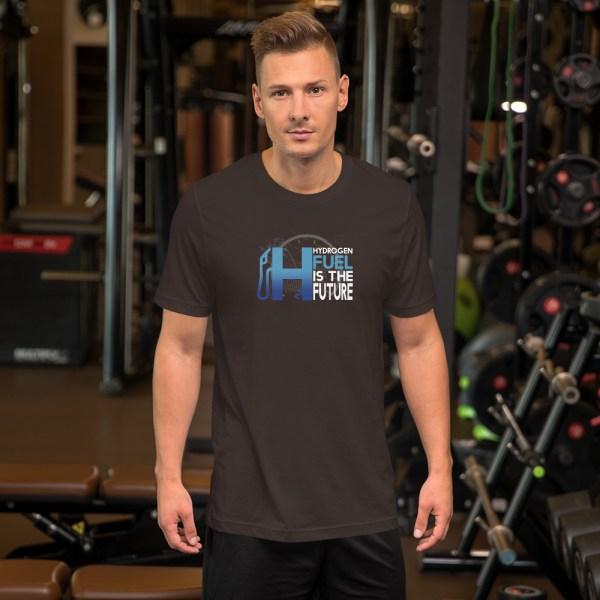 Unisex Hydrogen T-Shirt H2 Fuel is The Future - Multiple Colors 28