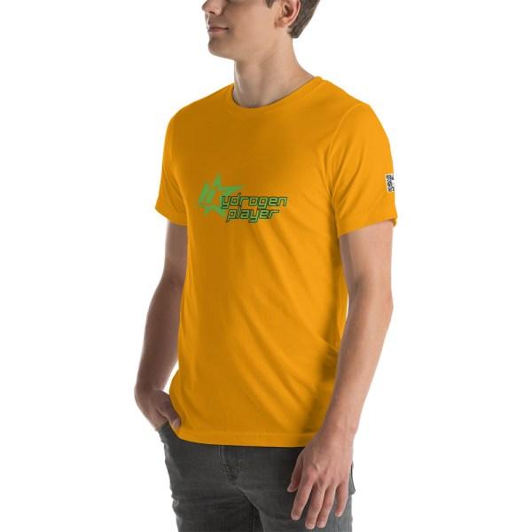 Hydrogen Player Short-Sleeve Unisex T-Shirt Multiple Colors 39