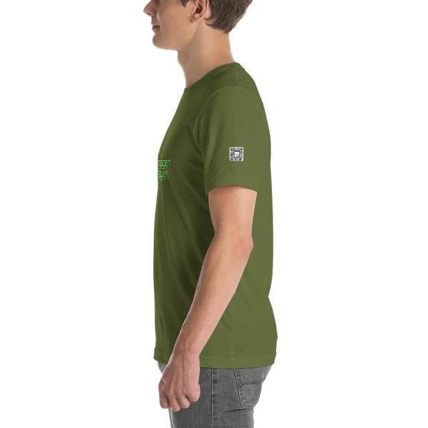 Hydrogen Player Short-Sleeve Unisex T-Shirt Multiple Colors 24