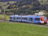 Fuel cell passenger train - Corida iLint in operation