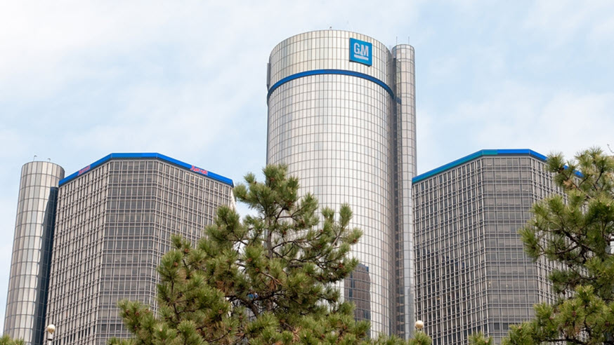 General Motors to supply Wabtec train with hydrogen fuel cell systems