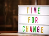 PowerTap Hydrogen Capital - Time for Change Sign