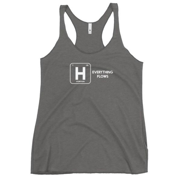 Hydrogen Element Women's Racerback Tank 2