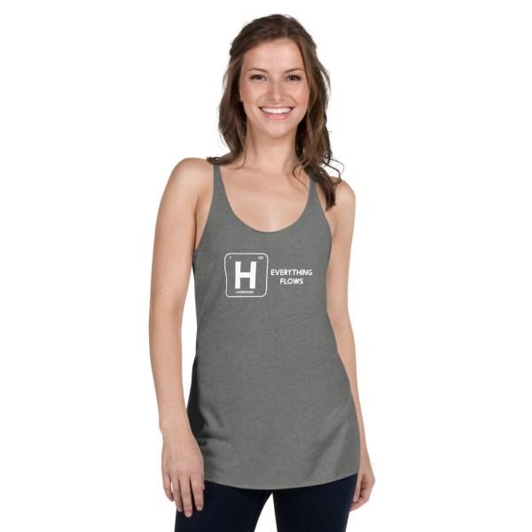 Hydrogen Element Women's Racerback Tank 12
