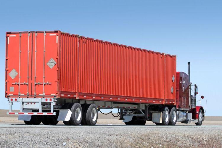fuel cell trucks - heavy duty transport truck
