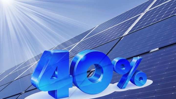 Solar energy will power 40 percent of US by 2035, says DoE