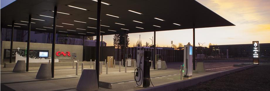 Quai des énergies CNR – Port de Lyon