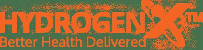 HydrogenX Logo Orange