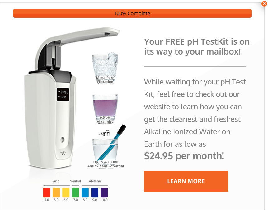 Free pH Test Kit Info