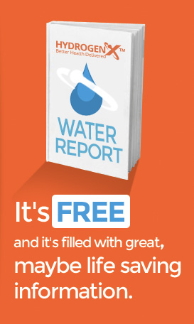 Water Report Ebook Cover