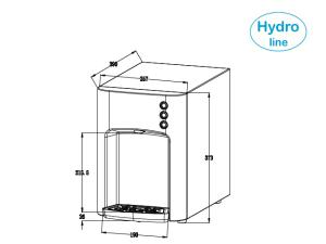 refrigeratore futura3 soprabanco