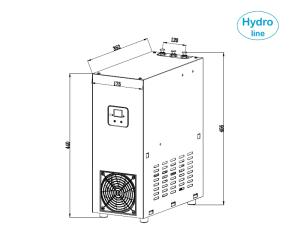 refrigeratore futura3 sottobanco