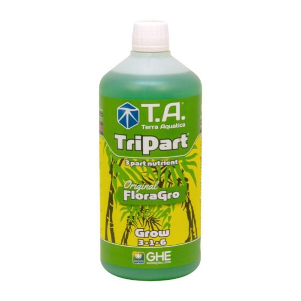 Terra Aquatica TriPart Flora Grow 1L