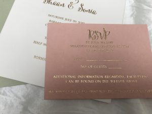 Indian Wedding Invitations By Hyegraph