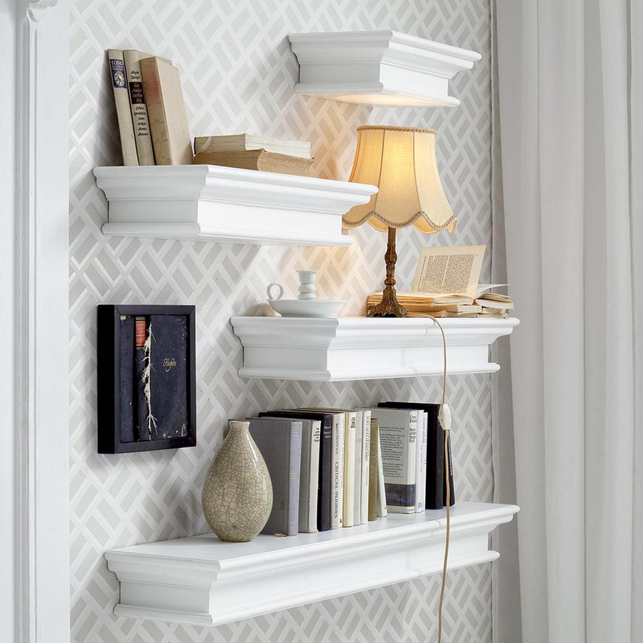 Halifax Floating Wall Shelf Small - Hygge Home