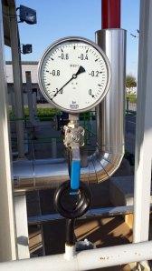 Manovacuometer