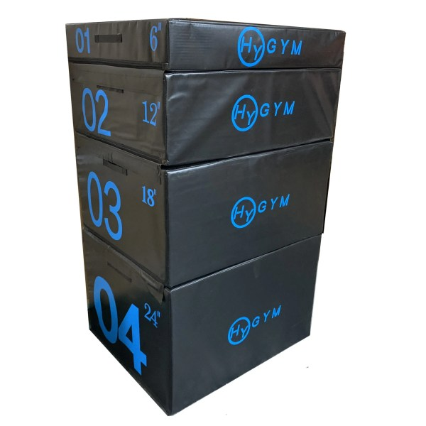 HyGYM Jump boxes