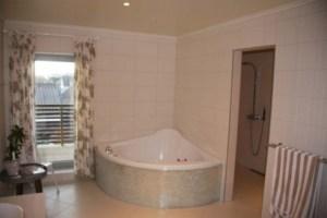 Ett flott såkalt spa-bad