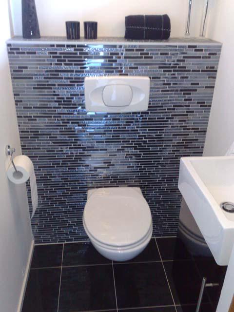 Renovering av toalett/WC