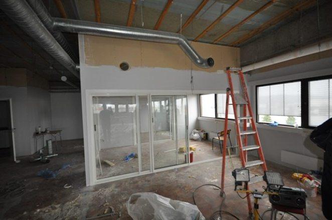 Nye lyse kontorer på vei