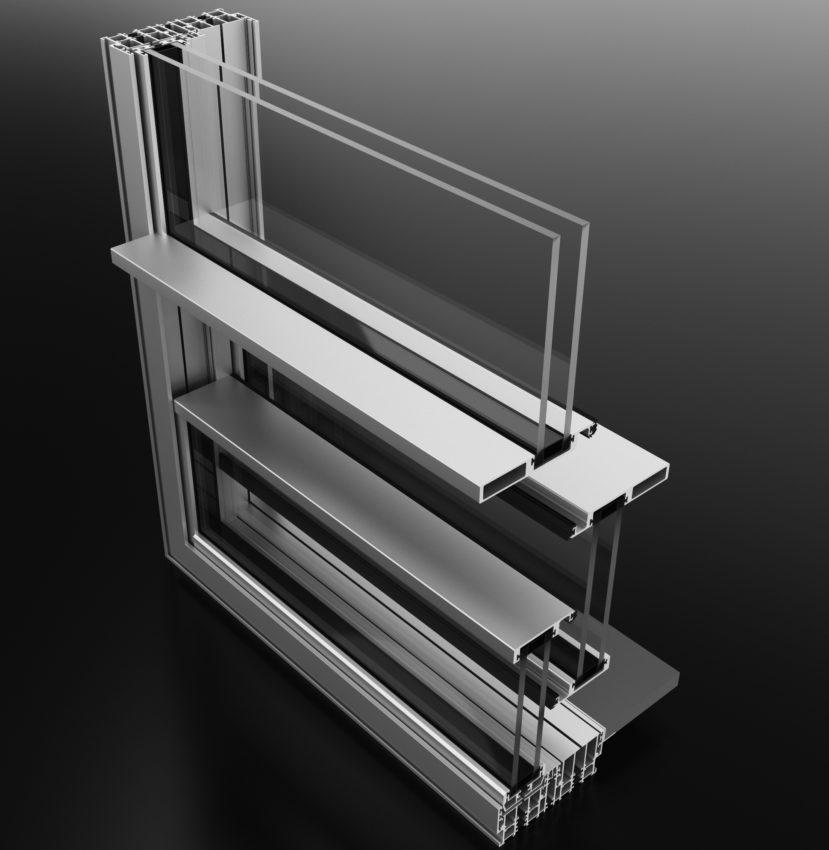 Produit Hyline - HYGUI - La technologie HYLINE combine Design épuré et Performances fonctionnelles.