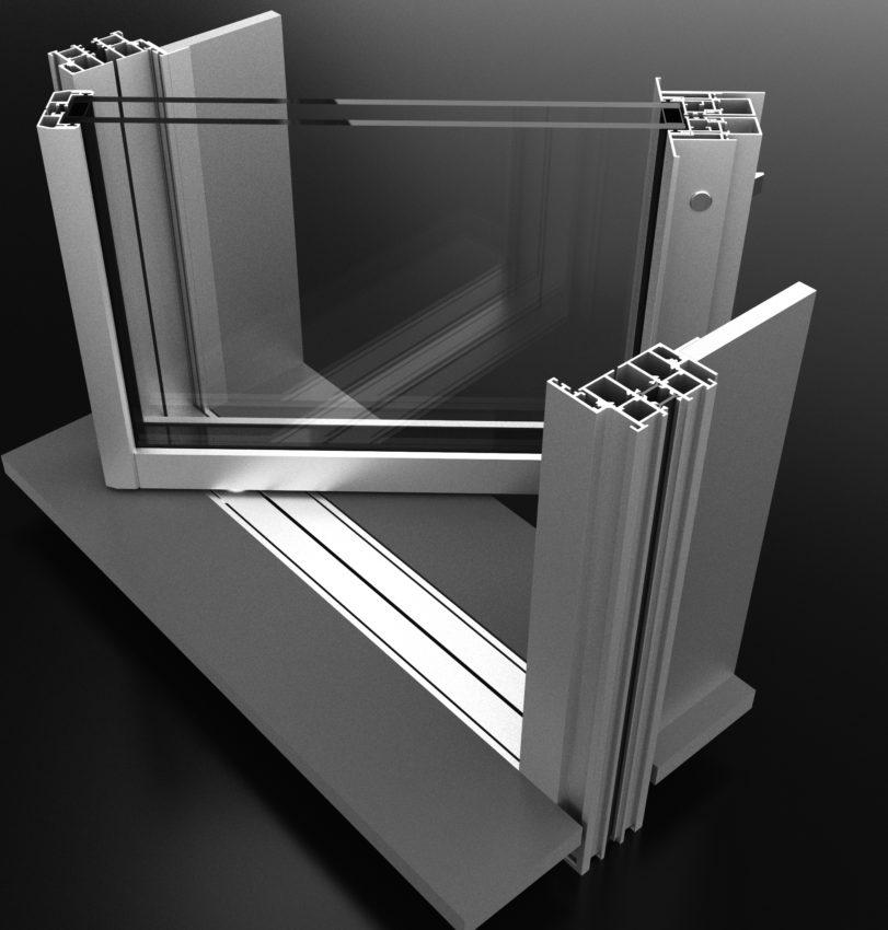 Produit hyline - HYPI - La technologie HYLINE combine Design épuré et Performances fonctionnelles.
