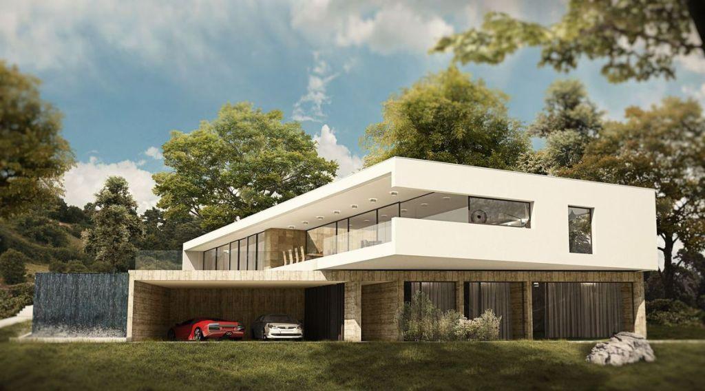 Villa d'architectes