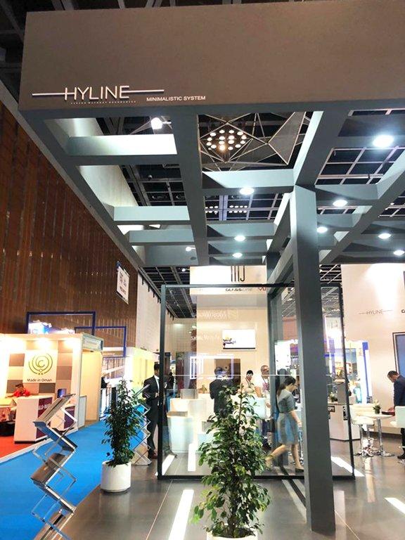 stand hyline