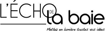 L'Echo de la Baie logo