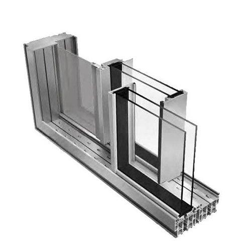 baies vitrées hyline, Menuiseries minimalistes HYLINE : l'invisible est en lumière !