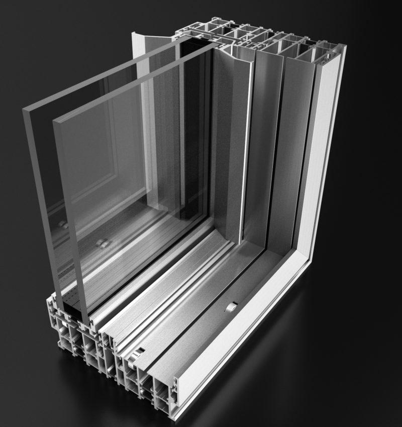 La technologie HYLINE combine Design épuré et Performances fonctionnelles.