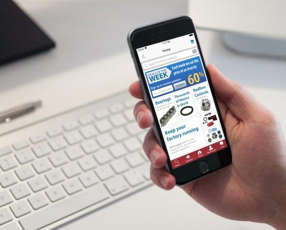 MRO Supply E-commerce App