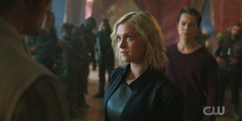 The 100 7x01 From the Ashes Recensione