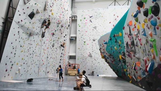 Image result for rock climbing singapore