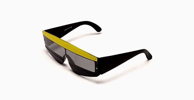 vintage-eyewear-tri-block-sunglasses-1 Vintage Eyewear Tri Block Sunglasses