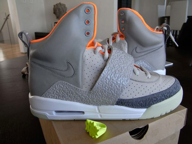 nike air yeezy closer look 00 Nike Air Yeezy   A Closer Look