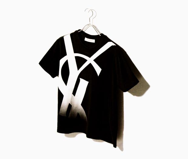 yves saint laurent japan 3rd anniversary tee Yves Saint Laurent Japan 3rd Year Anniversary Tee