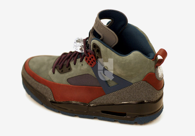 nike air jordan spizike boot 1 Air Jordan Spizike Boot Samples